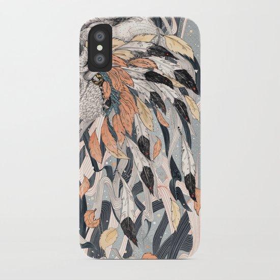 Magic Breeze iPhone Case