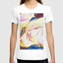 Abstraction - Piece of warm - by LiliFlore T-shirt
