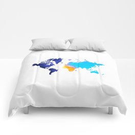 One day on earth Comforters