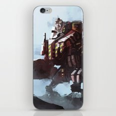 Mech walker iPhone & iPod Skin