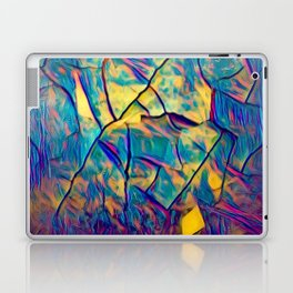 Bright Color HeavyTexture Abstract Laptop & iPad Skin