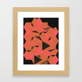 Geo M16 Framed Art Print