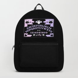 Cute Ouija // Pastel Backpack