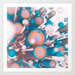 ORBZZ Art Print
