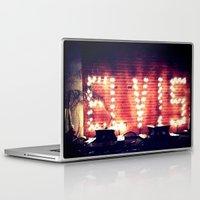 elvis Laptop & iPad Skins featuring Elvis! by Bree Craft