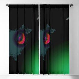 abstarct art Blackout Curtain