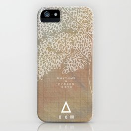 The Second Tree iPhone Case