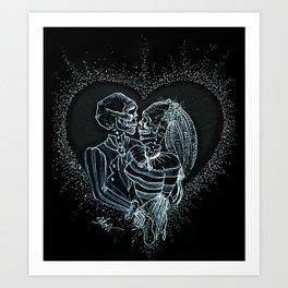 Till Life Do Us Part Art Print