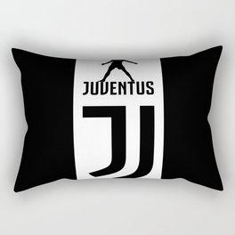 Christiano Ronaldo Juventus Rectangular Pillow