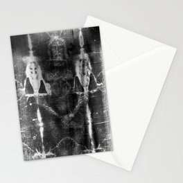 Shroud of Turin Stationery Cards