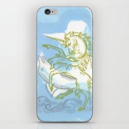 Unicorn Fucking a Dolphin iPhone Skin