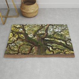 Old Oak Tree Ultra HD Rug