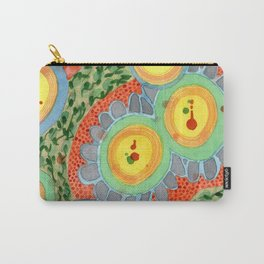 Splashes In Bubbles Carry-All Pouch