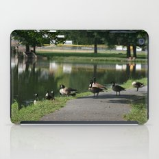Day at the Park iPad Case
