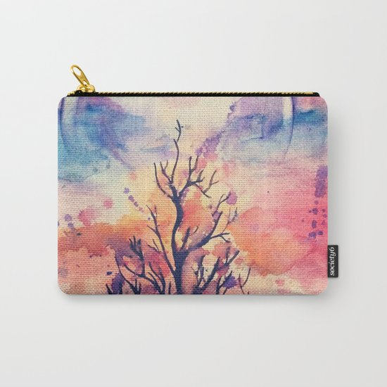 The tree of the innocence Carry-All Pouch