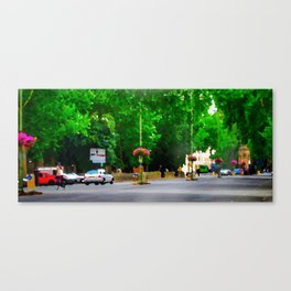 From St Giles Street Canvas Print