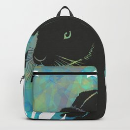 The Black Bunny Backpack