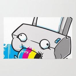 Printer Rug
