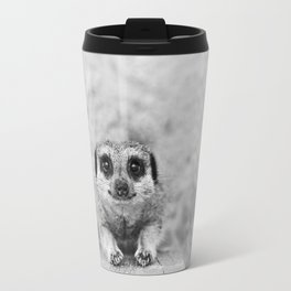 Smiling Meerkat Travel Mug