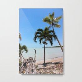 Cerros, Belize Magic Metal Print