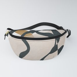 Abstract Shapes 35 Fanny Pack