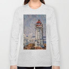 """ Lighthouse "" Long Sleeve T-shirt"