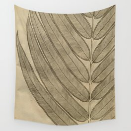 Naturalist Leaf Wall Tapestry