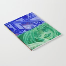 Perpetual Motion Notebook