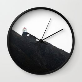 Point Sur Lighthouse Wall Clock