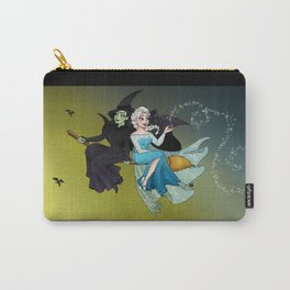 Defying Gravity and Let It Go  Carry-All Pouch