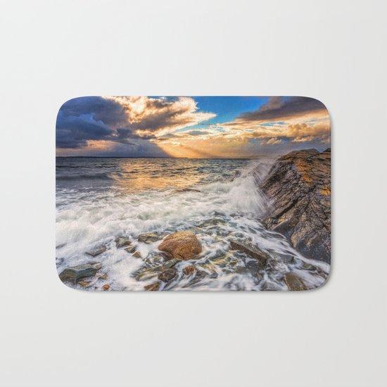 Sea Rock IV Bath Mat