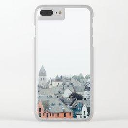 ålesund Clear iPhone Case