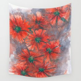 Romantic Flavoring Wall Tapestry