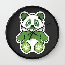 Tufu Panda Wall Clock