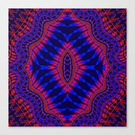 Yonic Canvas Print