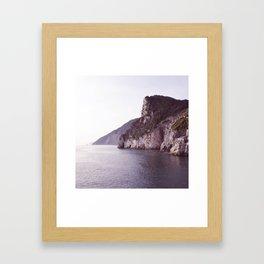 PORTO VENERE #3 Framed Art Print