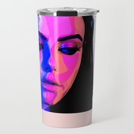 She's Not There Travel Mug