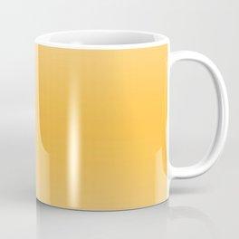 Pastel Orange to Orange Horizontal Bilinear Gradient Coffee Mug