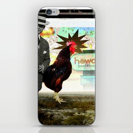 I'll Have What She is Having iPhone Skin