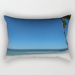 Honeymoon Island Rectangular Pillow