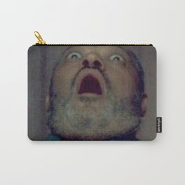 Scared Face Laurence Fishburn Carry-All Pouch