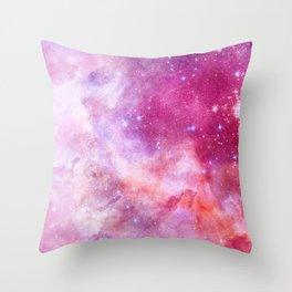 Exploring the universe 31 Throw Pillow