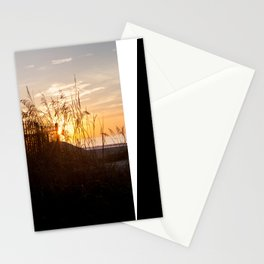 Pathway to the Beach Stationery Cards