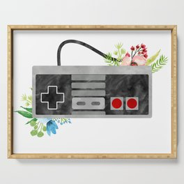 Here We Are Now, Entertain NES Serving Tray