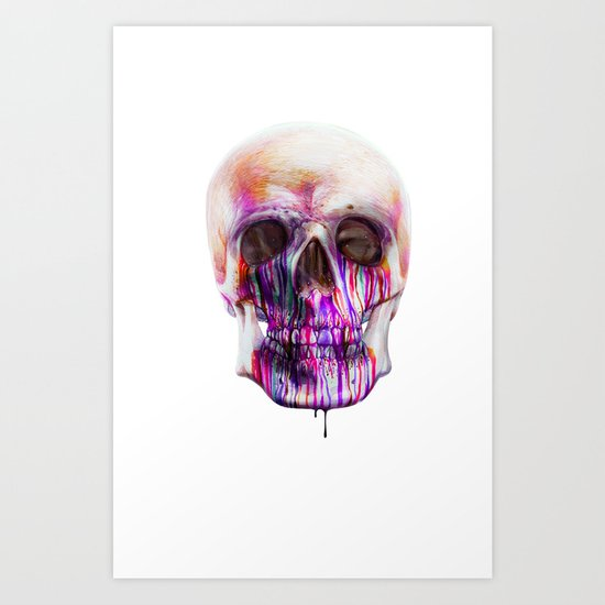 True Blood A Art Print