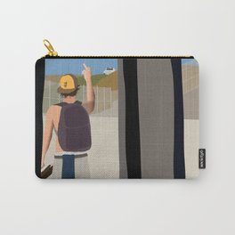 F*** the police Carry-All Pouch