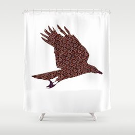 1 in 1000000 - 121 Shower Curtain