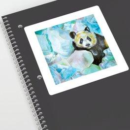Panda Thoughts Sticker