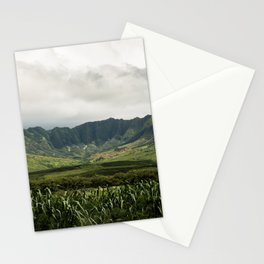Waianae Valley - Hawaii Stationery Cards