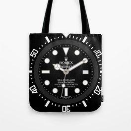 Rolex Deepsea 116660 - Black Dial Tote Bag
